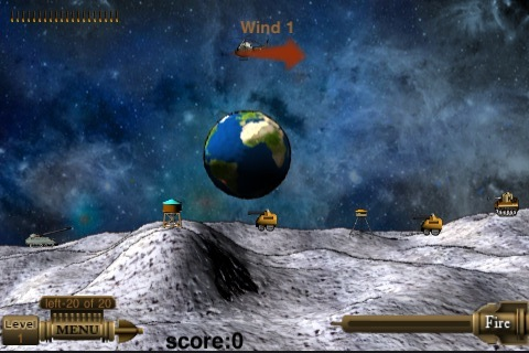 Screenshot Tank Wars 2