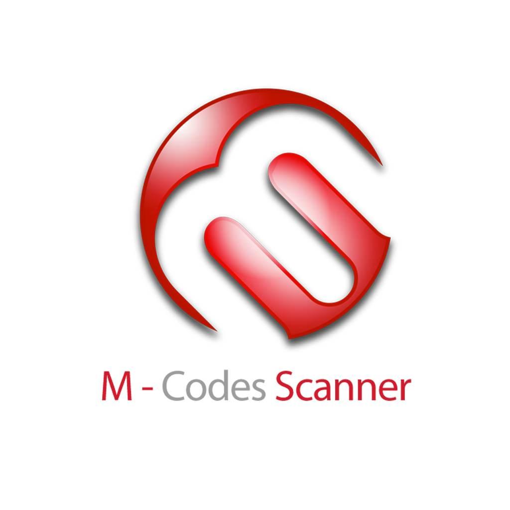 M-Codes Scanner - iPad Version